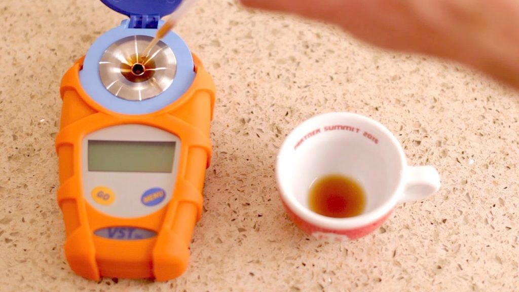 Coffee Refractometer